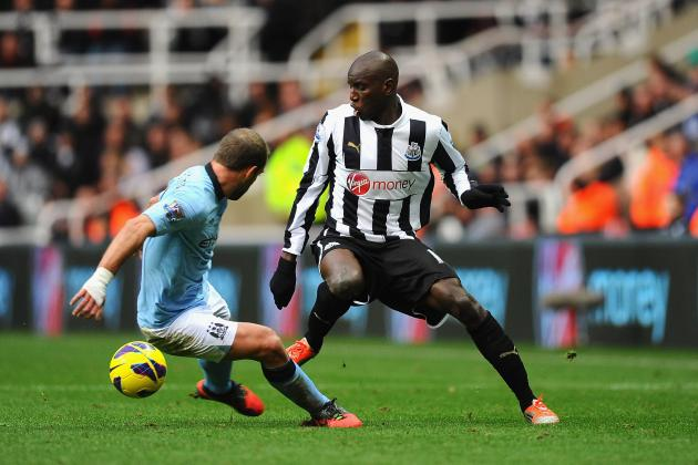 Chelsea Transfer Rumors: Blues Must Bring in Newcastle Striker Demba Ba