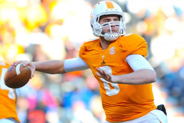 Tyler Bray: Breaking Down 2013 NFL Draft Prospect's Game, Draft Stock