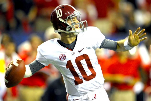 Alabama Football: What to Look Forward to for Crimson Tide in 2013
