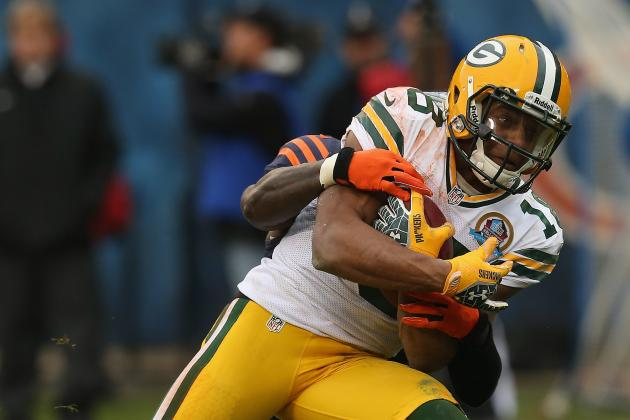 Randall Cobb Will Not Play; Packers-Vikings Gameday Inactives