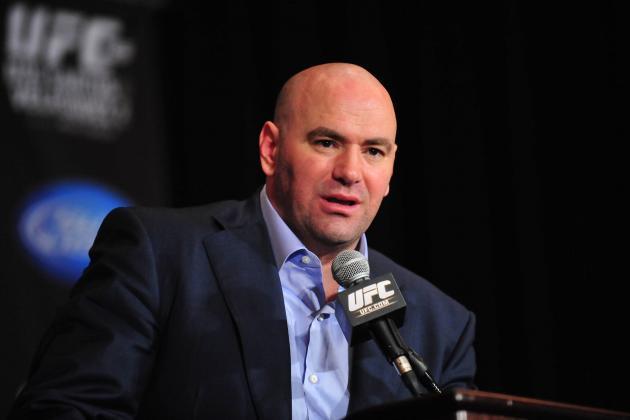 Dana White Rips UFC 155 Judging: 'It Kills My Business'