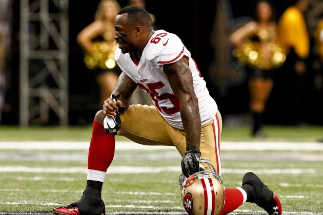 Vernon Davis Active vs. Cardinals