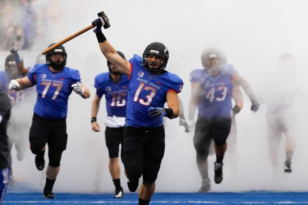 Boise State Football: Strong Finish Will Make Broncos BCS Sleeper in 2013