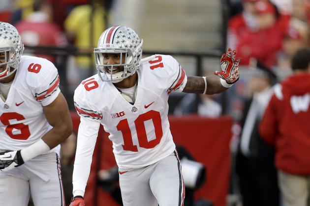 Ohio State Football: Buckeyes Who'll Contend for Major National Awards in 2013