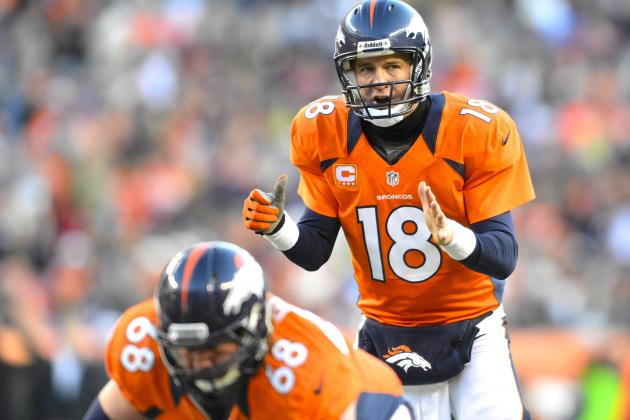 Denver Broncos Hammer Kansas City Chiefs 38-3, Clinch No. 1 Seed