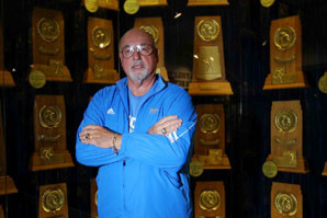 Al Scates' Retirement: College Volleyball's Story of the Year for 2012