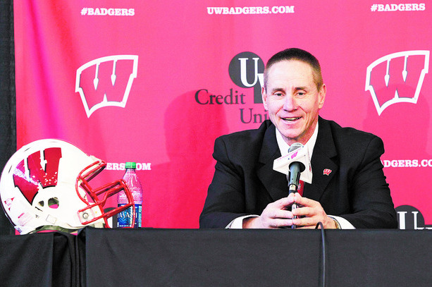 College Football: New Badgers Coach Andersen Will Be Rose Bowl Spectator