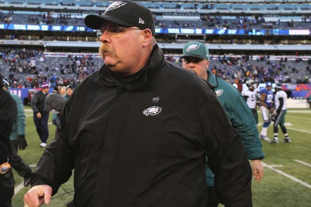 Andy Reid: Blowout Loss in Week 17 Seals Fate for Eagles' Coach in Philadelphia