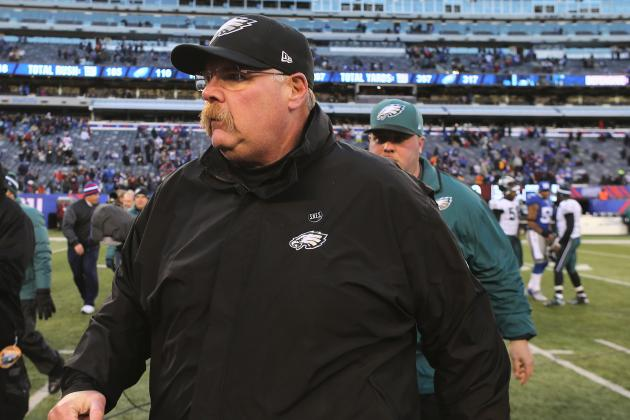 Eagles vs. Giants: Disastrous Finale Should Confirm Impending Housecleaning