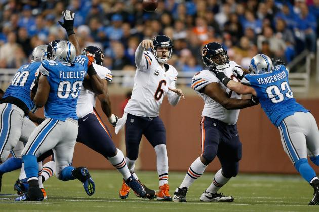 Bears Beat Lions to Remain in Postseason Hunt
