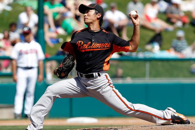 Why Baltimore Orioles Rotation Must Shine in 2013