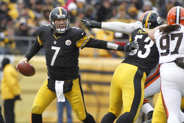 Browns vs. Steelers: Pittsburgh Prepares for Big Changes After Season-Ending Win