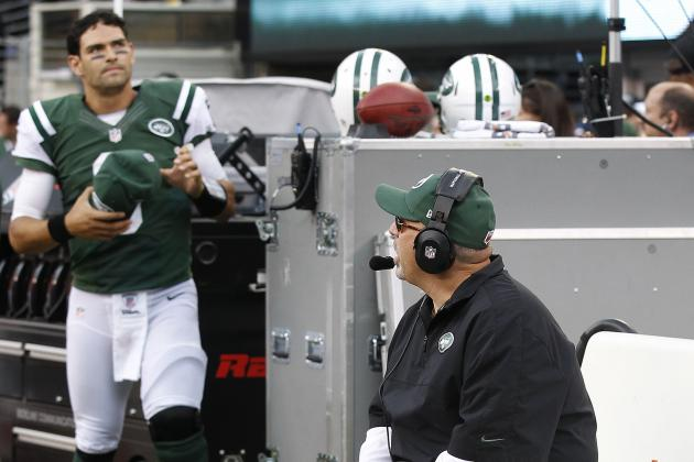 Jets vs. Bills: Firing of Offensive Staff Would Be Acceptable After Jets Loss