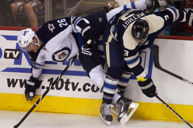 NHL CBA Proposal: Winnipeg, Columbus to Switch Divisions in 2013?