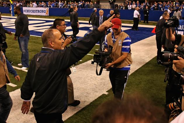 Chuck Pagano's Emotional Return to the Colts Boosts Their Playoff Potential