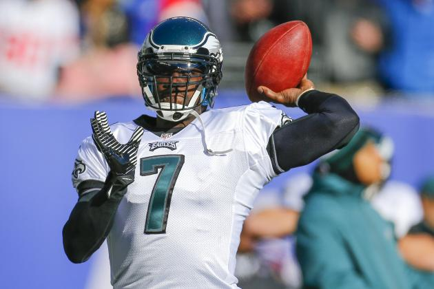Michael Vick: Best Fits for Multi-Dimensional QB