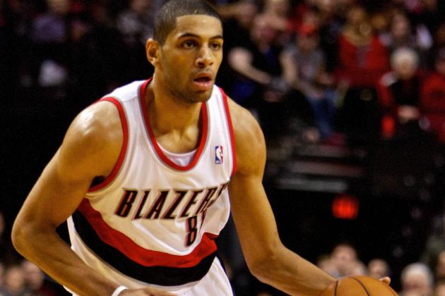 With His All-Around Game, Nicolas Batum Just Might Be the Blazers' Best Player