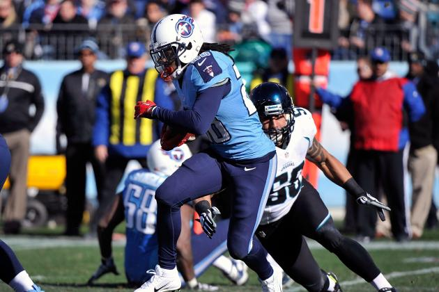 Titans Make History with Return TDs, Top Jags