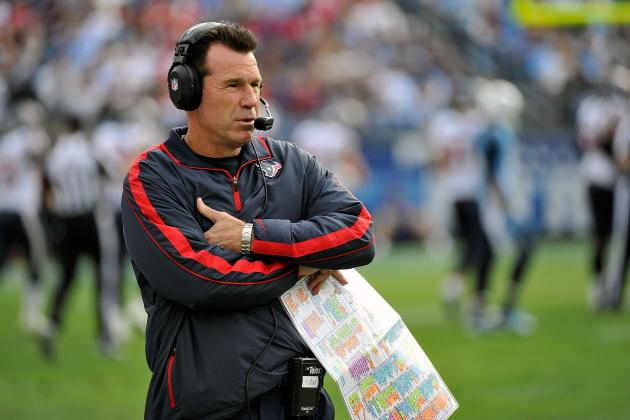 Why a One-and-Done in Playoffs Should Mean End of Gary Kubiak Era for Texans
