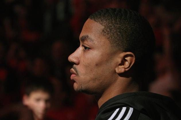 Derrick Rose's Return to Practice Gives the NBA What It Wants Heading into 2013