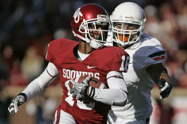 Oklahoma Football: Jalen Saunders Says Playing in Cotton Bowl 'a Blessing'