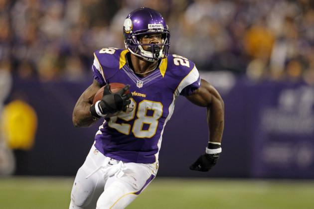 NFL MVP 2012: Where Each Candidate Stands Following Week 17