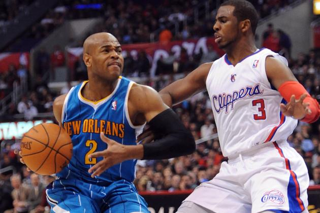 Jarrett Jack Isn't Exactly Buying That Playing with Chris Paul Helped Him