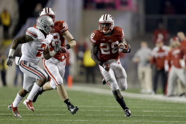The Badger Herald: Shaw Sees Ball as Badgers' Biggest Threat