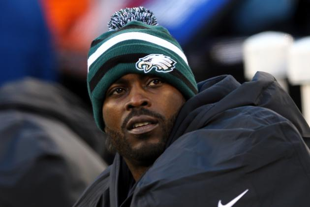 Vick on Teammates' Effort: 'I Don't Know How That Happens'