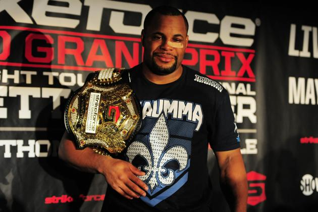 UFC 155 Results: Dana White Says Daniel Cormier Could Be Next to Fight Jon Jones