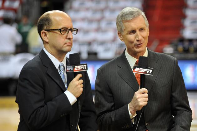 Jeff Van Gundy: Coach Would Be Wise to Delay Possible Return to the Bench