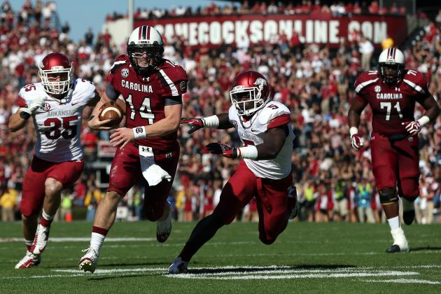 Outback Bowl: Why South Carolina Will Win on New Year's Day
