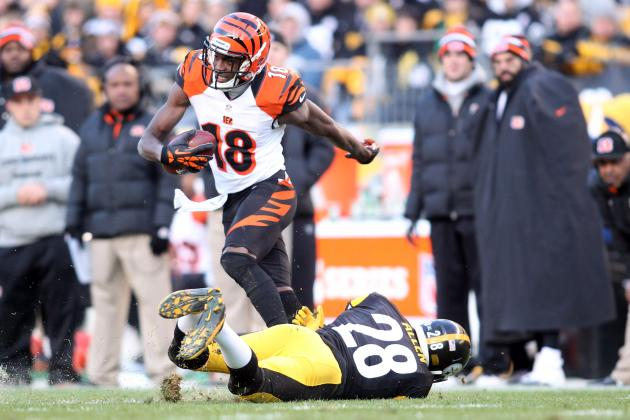 NFL Playoff Schedule 2013: Key Matchups That Will Decide AFC Wild Card Contests