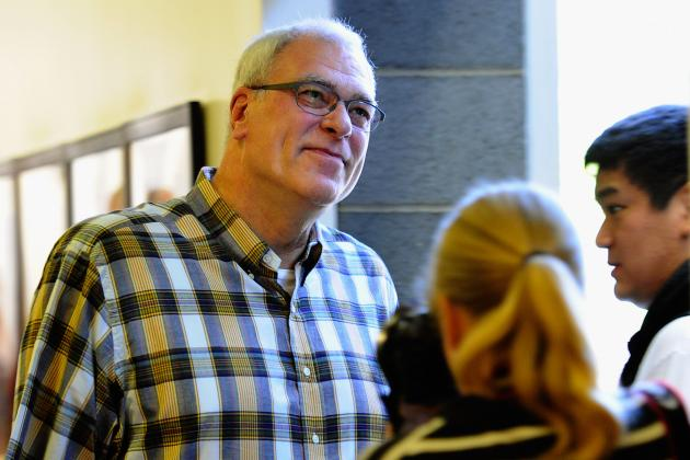 Is Phil Jackson's Flirtation with Brooklyn Nets a Public Jab at LA Lakers?