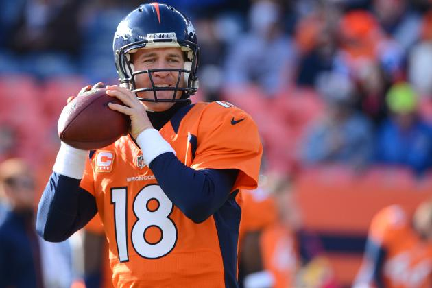 Peyton Manning: 2012 Broncos Are One of Legendary QB's Most Talented Teams