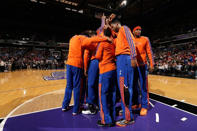 NBA Power Rankings: New York Knicks in No Position to Panic Despite Recent Play