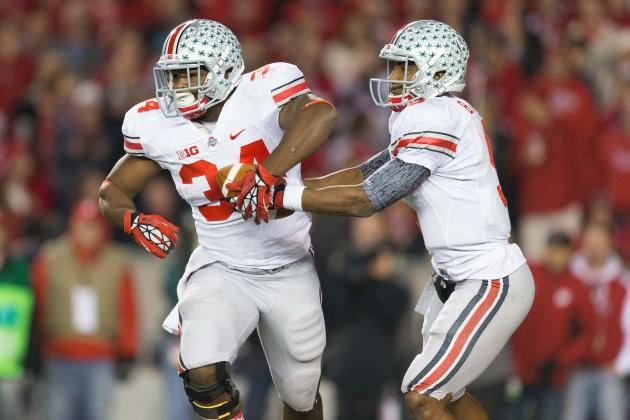 Ohio State Football: Potential X-Factors on Offense in 2013
