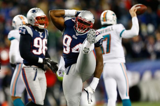 Dolphins vs. Patriots: New England's Young Defense Steps Up Headed into Playoffs