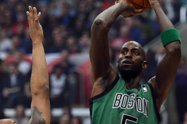 Kevin Garnett: 'I Never Cared About the Accolades'