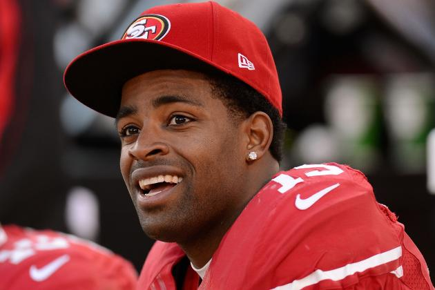 Crabtree stars in 49ers' NFC-West-clinching win