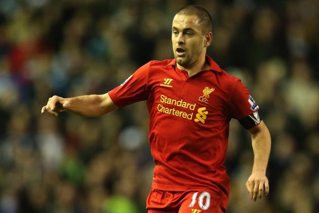 Liverpool Transfers: Joe Cole to Talk to Queens Park Rangers over January Move