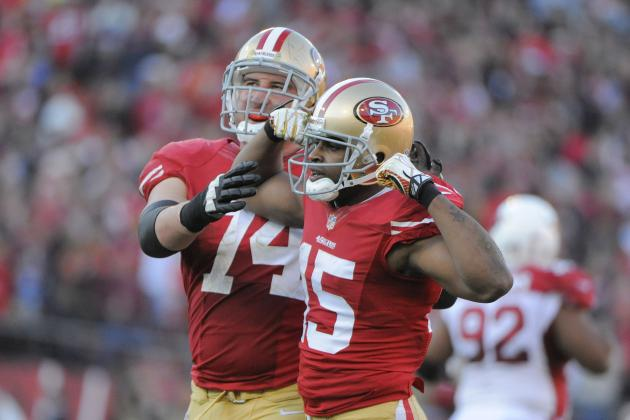 Cardinals vs. 49ers: Michael Crabtree Has Career Day En Route to NFC West Title