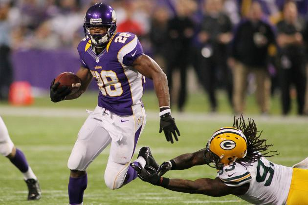 NFL MVP Race: Why Adrian Peterson Is the NFL's Most Valuable Player
