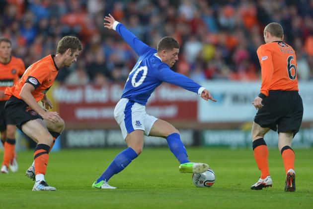 Everton Must Play Ross Barkley in 2013: Merseyside Needs a New Local Hero