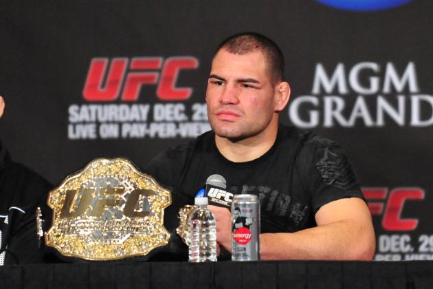 UFC 155: Cain Velasquez's Win Sets Up UFC for Huge 2013