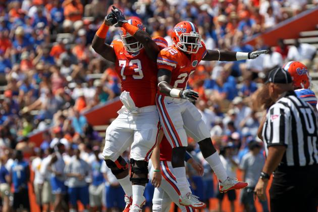Florida Football: How Will the Gators Replace 2 Key Playmakers?
