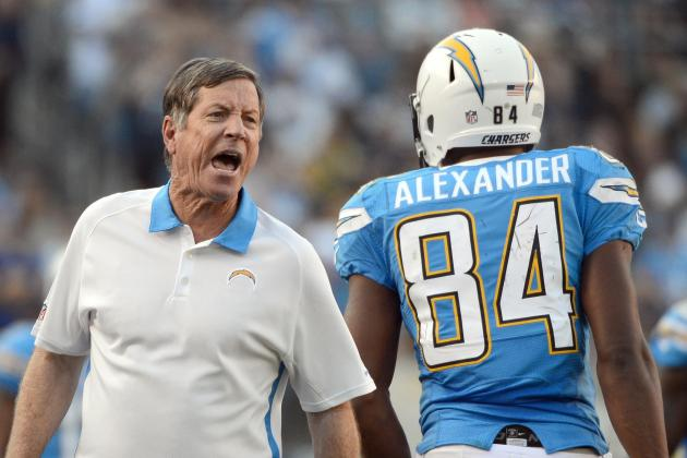 Norv Turner Expects to Be Fired as San Diego Chargers' Head Coach