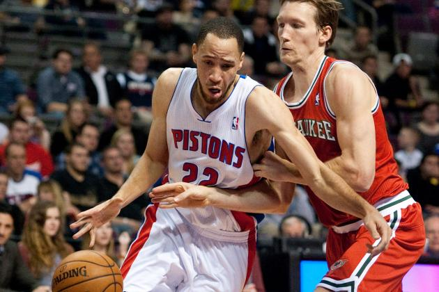 Pistons Win for the 4th Time in 5 Games After Holding off Bucks