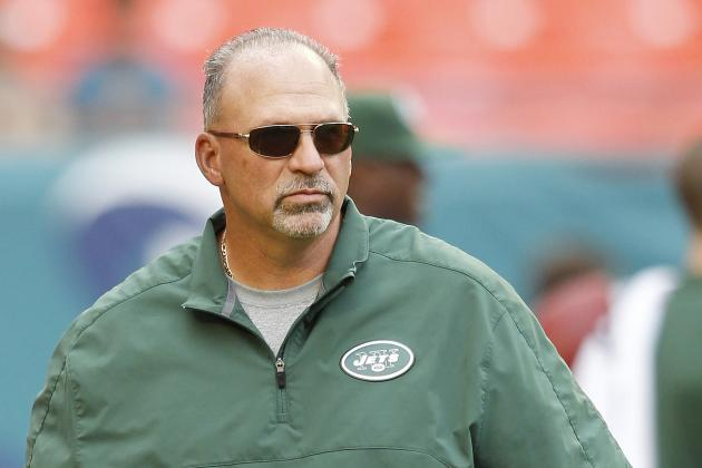 Tony Sparano's Exit Plays out Like World's Saddest Horse Race