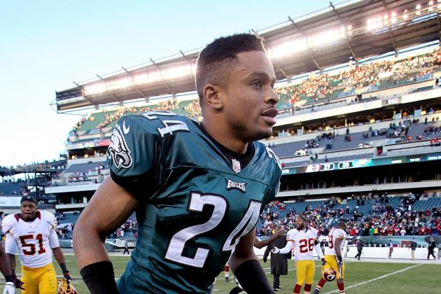 Nnamdi Asomugha Benched in Final Quarter